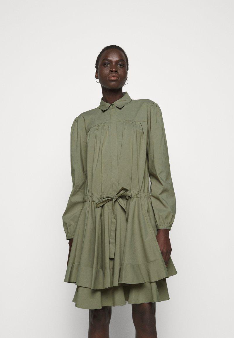 Steffen Schraut - BROOKE FANCY DRESS - Shirt dress - jungle