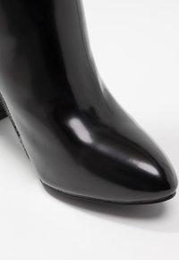 RAID - MARION - High heeled boots - black - 2