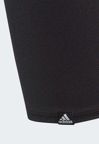adidas Performance - PRO SWIM JAMMERS - Swimming trunks - black - 3