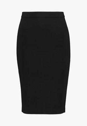 TANNY SKIRT - Pencil skirt - black