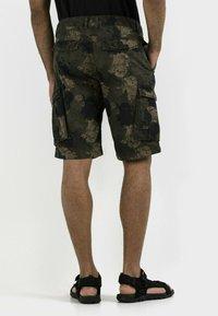 camel active - Shorts - leaf green - 2