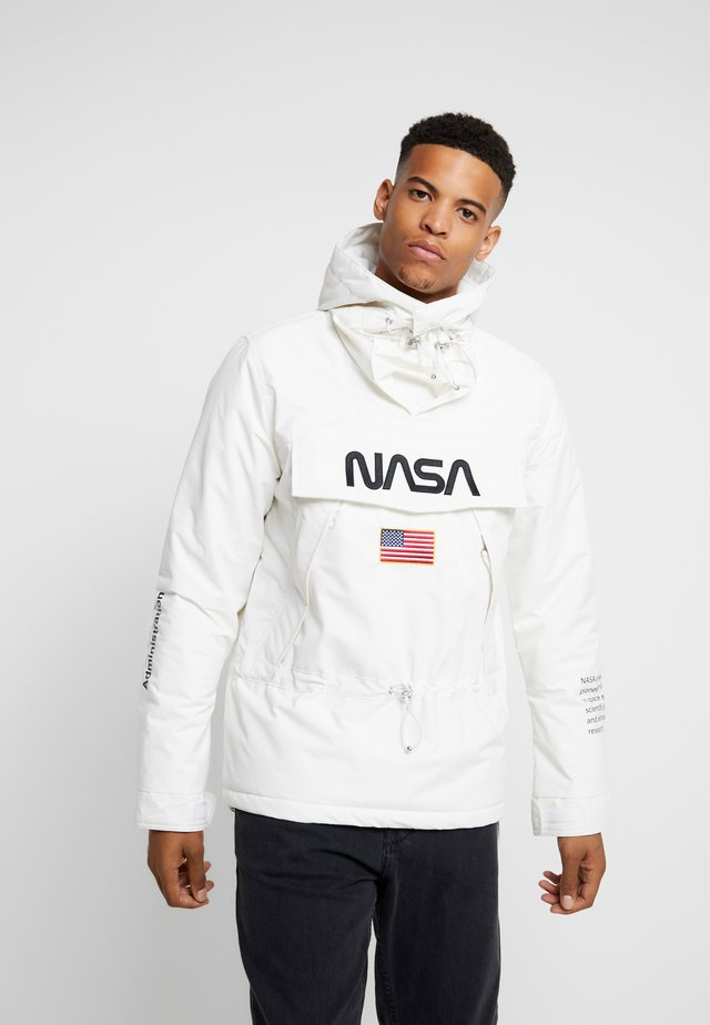 NASA - Välikausitakki - white