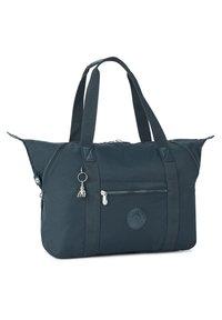 Kipling - ART M - Tote bag - rich blue - 3