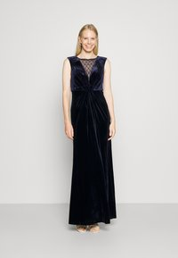 Adrianna Papell - EMBELLISHED GOWN - Occasion wear - midnight - 0