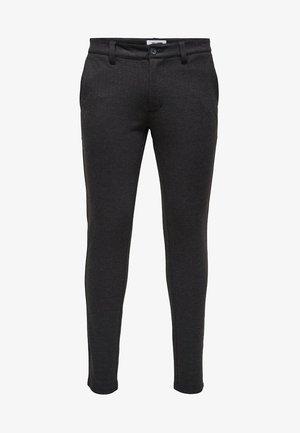 MARK - Spodnie materiałowe - grey