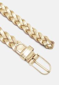 Vanzetti Curvy - Belt - gold-coloured - 1