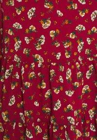 Missguided Tall - LONG SLEEVE SMOCK DRESS - Kjole - brick - 2
