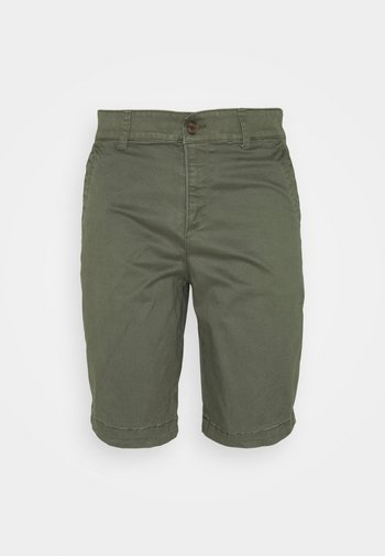 BERMUDA - Shorts - baby tweed