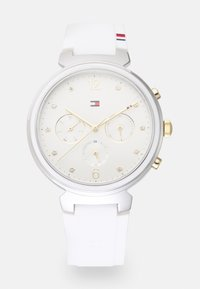 Tommy Hilfiger - IVY - Chronograph watch - white - 0