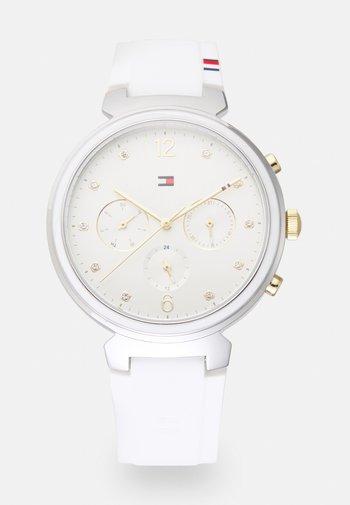 IVY - Chronograph watch - white