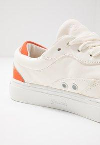 Genesis - SOLEY UNISEX  - Tenisky - white/royal/orange - 6