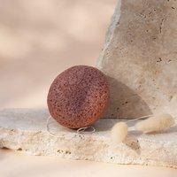 MICARAA - KONJAC FACE CLEANSING SPONGE - Makeup sponges & blenders - red - 2