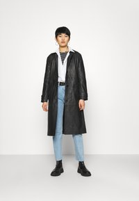 Deadwood - TERRA COAT - Trenchcoat - black - 1