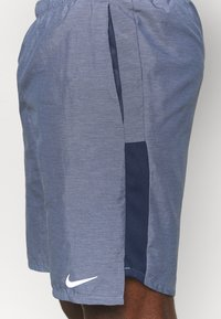 Nike Performance - CHALLENGER SHORT - Sports shorts - obsidian heather/silver - 4