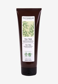 Phytorelax - VEGAN & ORGANIC TEA TREE- PURIFYING & REFRESHING SHOWER SHAMPOO  - Shower gel - - - 0