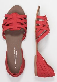 Dorothy Perkins - JINX - Sandalias - red - 3