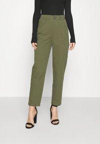 Minimum - AGNESA  - Pantalones - fir green - 2
