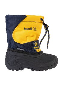 Kamik - Winter boots - yellow-pacific - 4