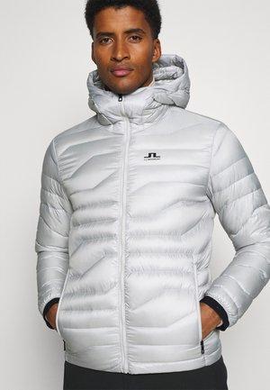 ERIK  - Down jacket - stone grey