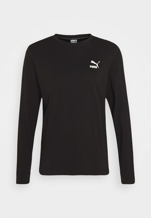 CLASSICS LONGSLEEVE  - Long sleeved top - black