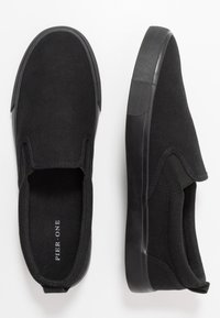 Pier One - Slip-ons - black - 1