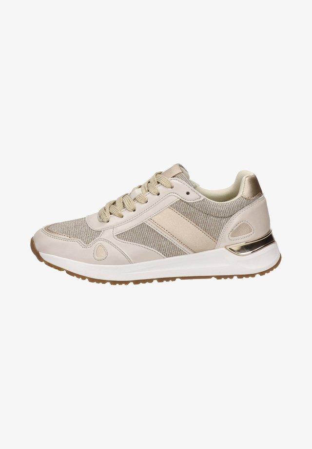 Sneakers laag - goud