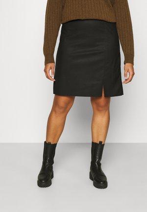 CARMILLA ANN SHORT SKIRT - Mini skirt - black