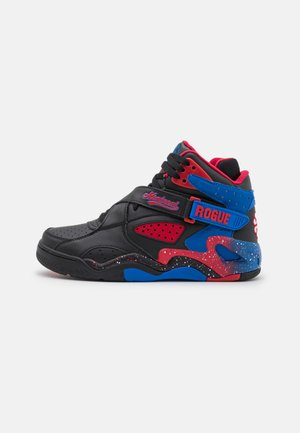 ROGUE X MONTREAL - Höga sneakers - white/blue/red