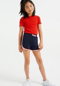 WE Fashion - Shorts - dark blue - 0