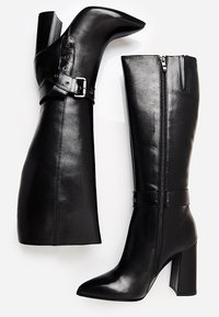 faina - Cowboy/Biker boots - schwarz - 2