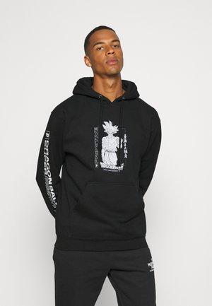 ULTRA INSTINCT HOOD - Sweatshirt - black
