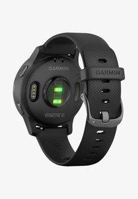 Garmin - Smartwatch - schwarz/grau (718) - 1