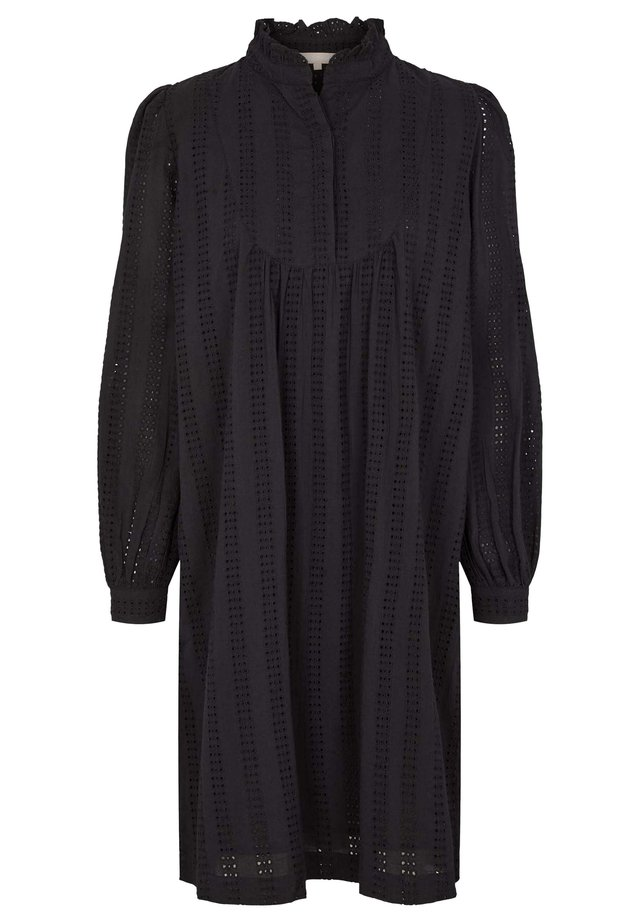 Shirt dress - 001 black