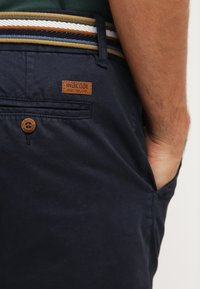 INDICODE JEANS - ROYCE - Shorts - navy - 4