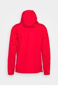 Tommy Jeans - PACKABLE  - Ulkoilutakki - red - 1