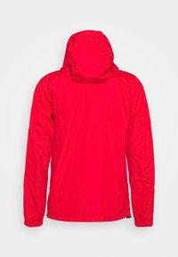 Tommy Jeans - PACKABLE  - Outdoorová bunda - red - 1