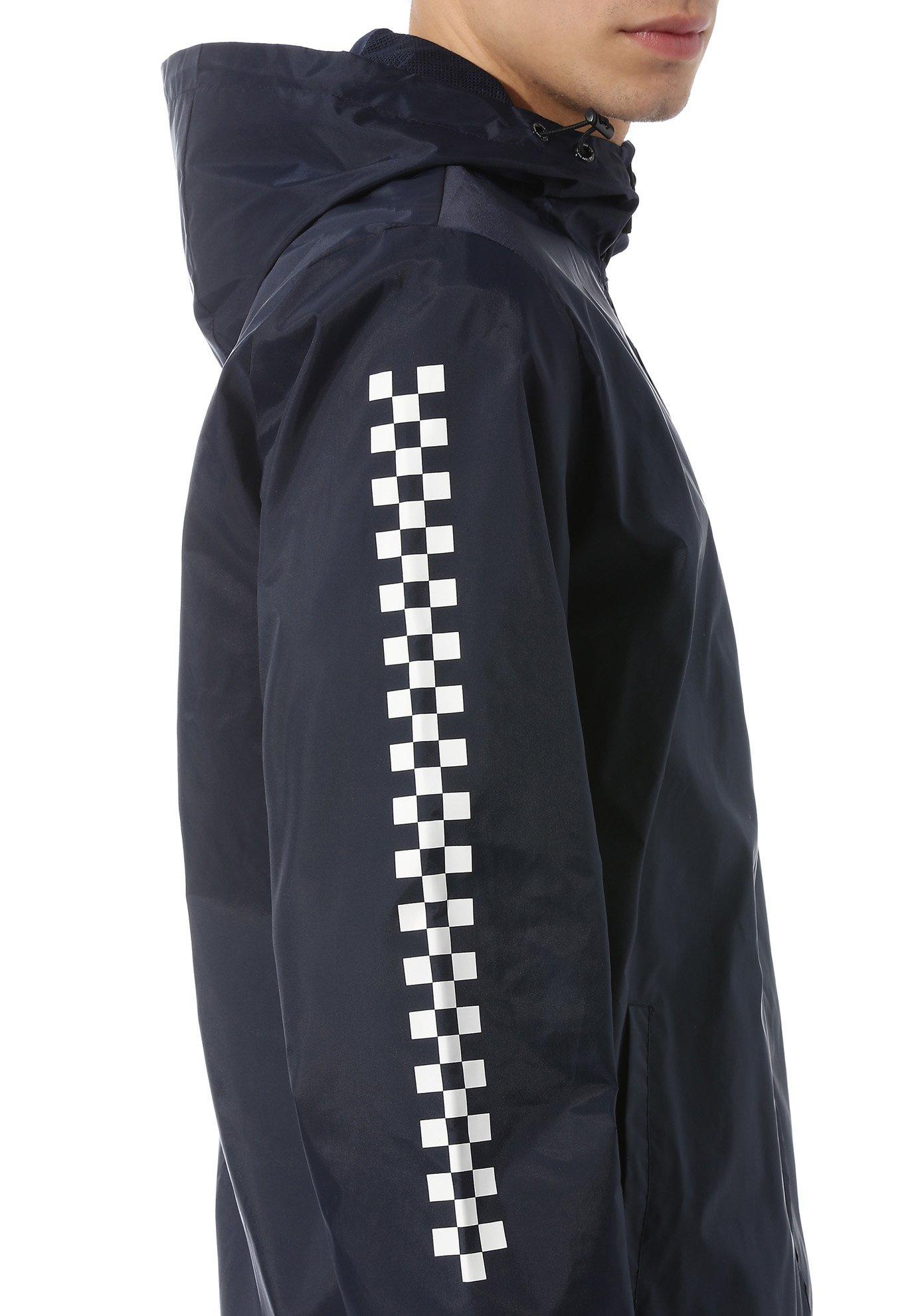 Vans Kurtka Przejściowa - Dress Blues-checkerboard