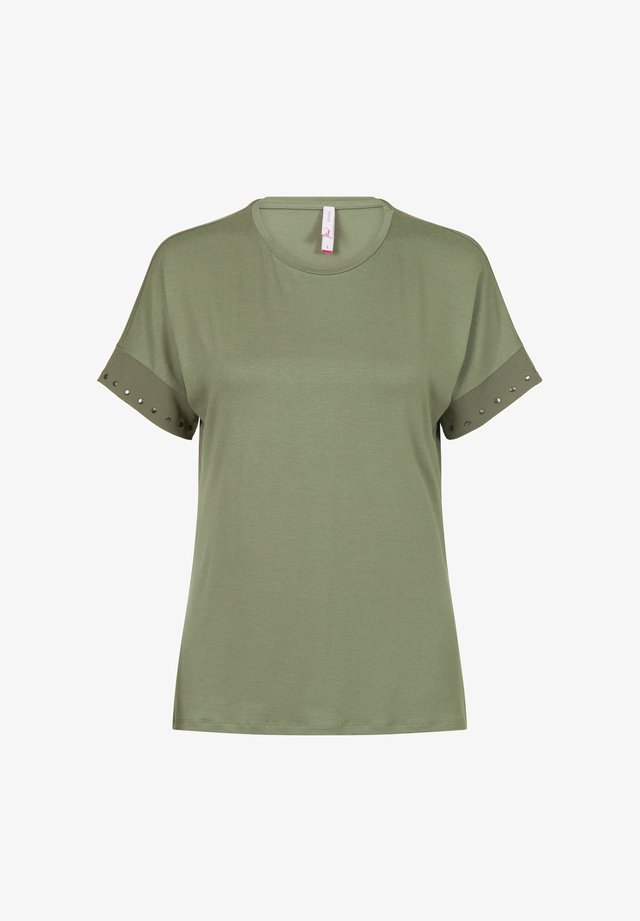 EXTRA BLAKE - T-shirt print - light olive