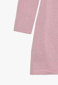 Blue Seven - KIDS ROLLNECK DRESS - Robe pull - blush - 2