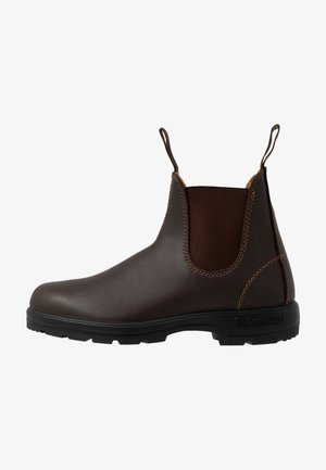 CLASSIC - Classic ankle boots - walnut brown