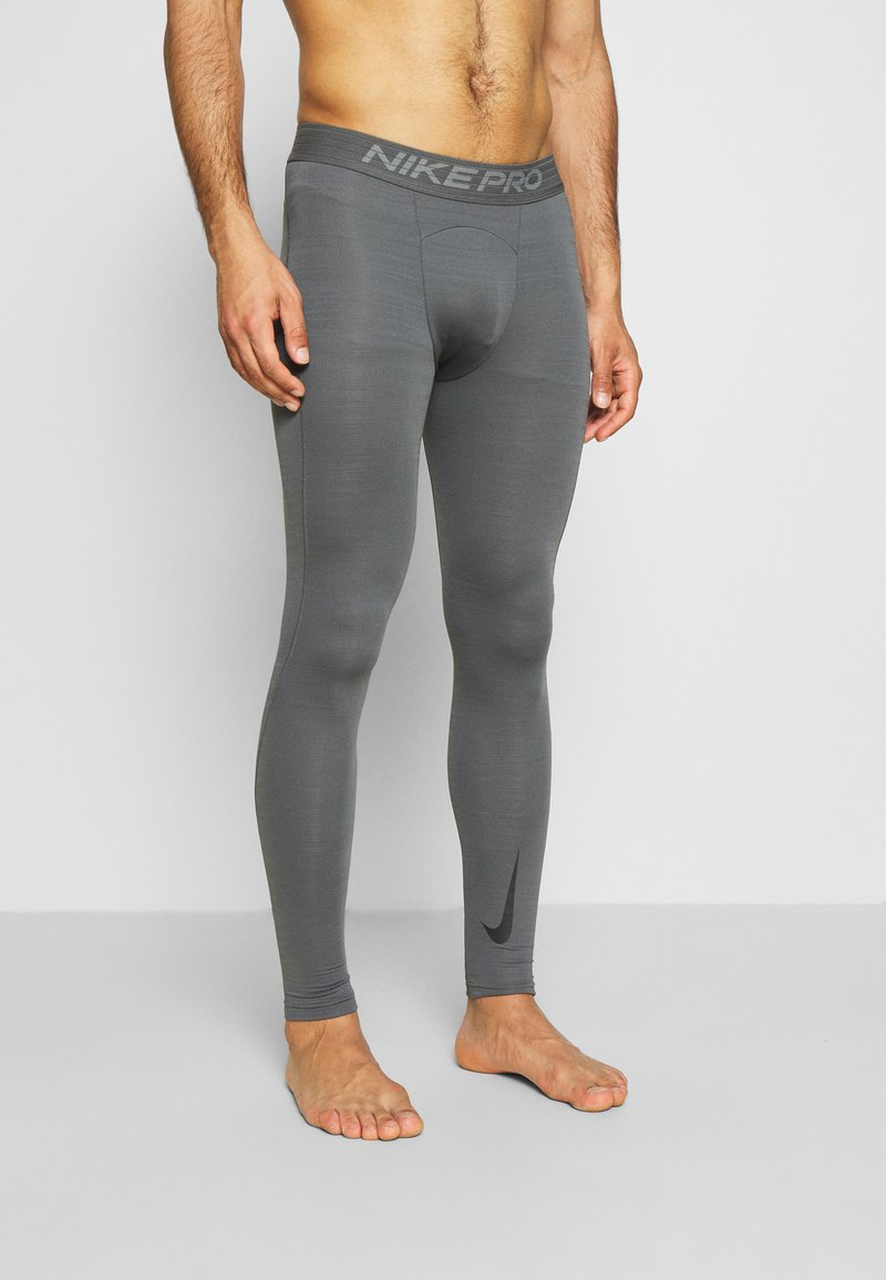Nike Performance - WARM - Collants - iron grey/black