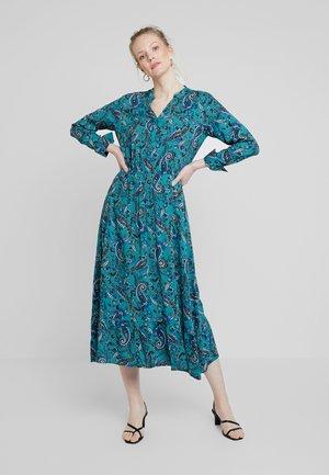 ASANTE  - Maxi dress - ivy green combi