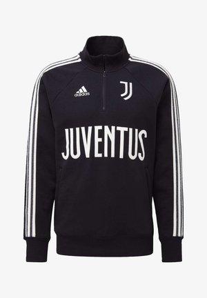 JUVE ICONS TOP - Training jacket - black/owhite