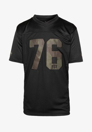 NFL SEATTLE SEAHAWKS CAMO COLLECTION - Fanartikel - black