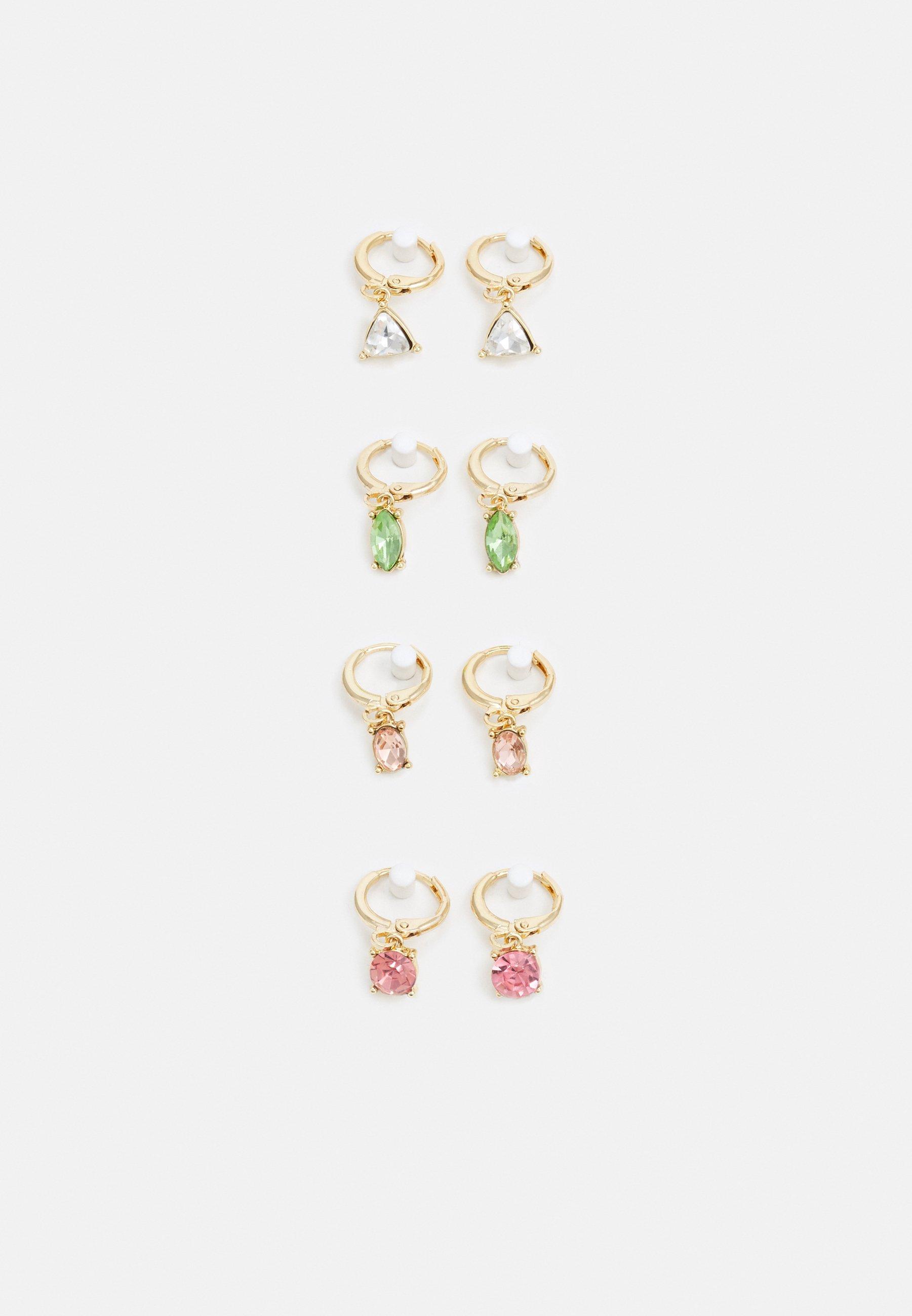 Women PCLAR EARRINGS 4 PACK - Earrings