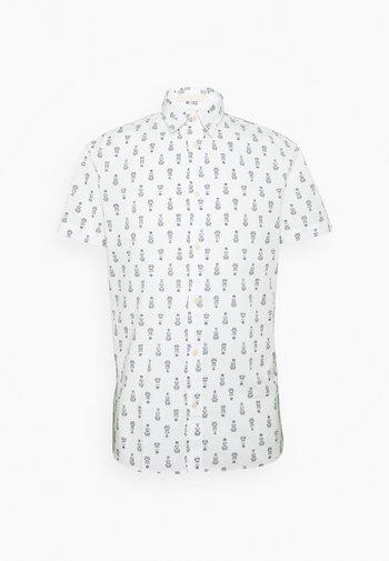 SLHSLIMLOMA - Camisa - egret