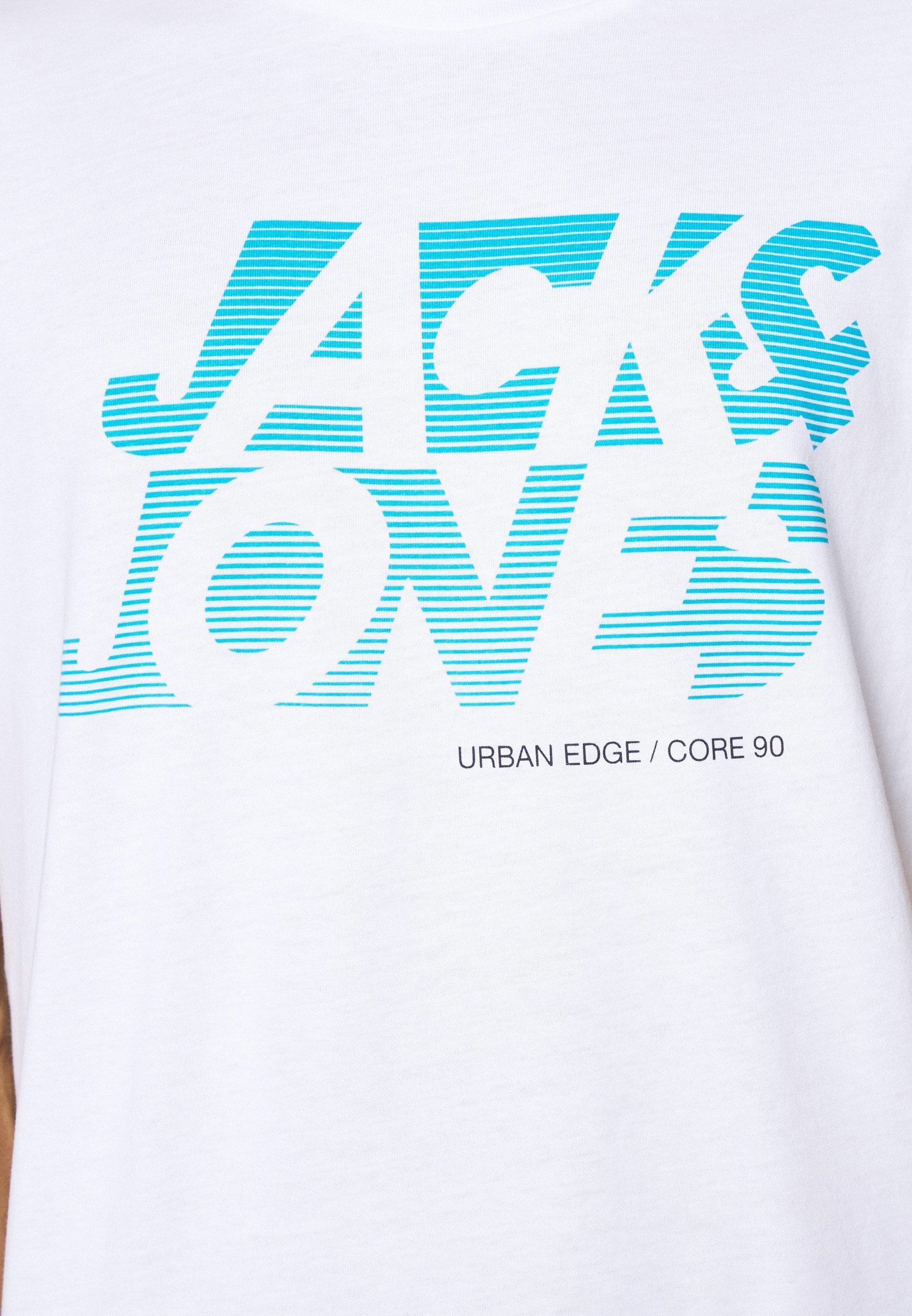 Men JCONEWPHENIX TEE CREW NECK - Print T-shirt