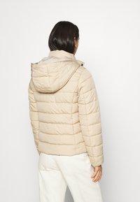 ONLY - Winter jacket - humus/melange - 4