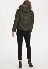 Saint Tropez - CATJASZ - Winter jacket - army green - 3