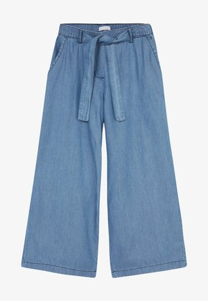 TEEN GIRLS PANTS - Tygbyxor - light blue